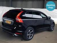 2015 VOLVO XC60 D4 [190] R DESIGN Lux Nav 5dr Geartronic