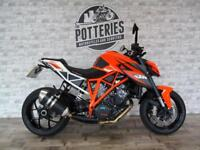 KTM 1290 Superduke R 66 plate in outstanding condition!