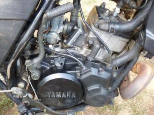 Moteur Yamaha DT 125 LC 10V 1983