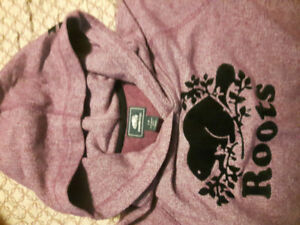 Girls size Large Roots hoody