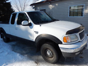 2002 Ford F-150 Pickup Truck, AS IS