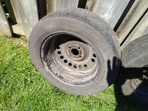 Tire rims for sale.