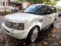 2008 Land Rover Range Rover SPORT SUPERCHANGED ou ECHANGE HARLEY