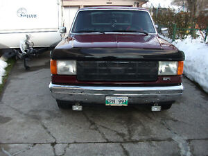 1988 Ford F-150  HAVE TO LET GO  REDUCED PRICE