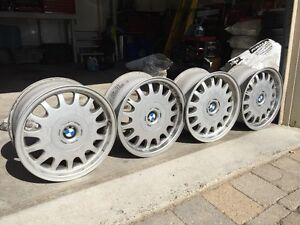 2000 BMW 740 16 in Wheels OEM