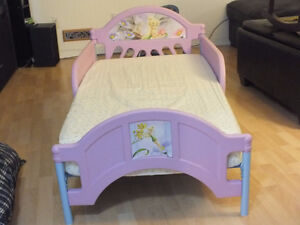 Toddler fairy bed London Ontario image 1