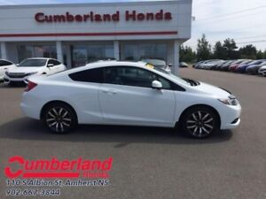 2013 Honda Civic Coupe EX-L w/ Navigation