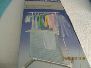 Clothes Rack or Laundry Rack for Sale