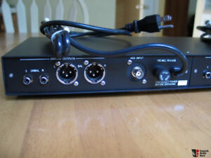 Ward-Beck POD-11 DAC with level display