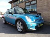 2005 MINI HATCH COOPER S HATCHBACK PETROL