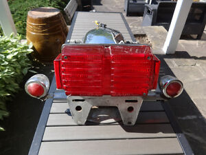 Honda Goldwing Tail Light and Rear Fender Kitchener / Waterloo Kitchener Area image 3