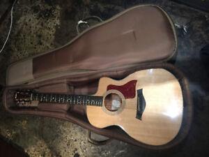 Guitare Acoustique Taylor 214ce