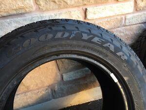 Goodyear Fortera Winter Tires Triple Thread, NEED SOLD ASAP Peterborough Peterborough Area image 2
