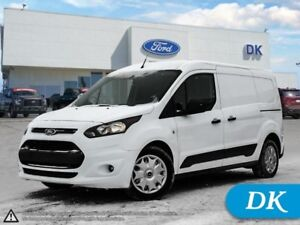 2014 Ford Transit Connect XLT w/ Backup Cam, Bluetooth, Tow Pack