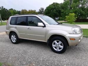 2006 Nissan X-trail SE AWD