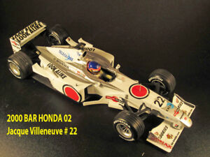 Sold   2000 F1 BAR-Honda -02   (KNB 27)