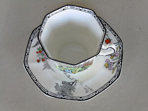 Unique Antique Tea Cup