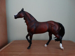 breyer horse - Western Stock Horse