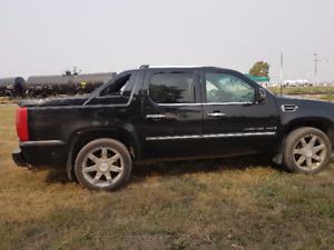 2007 Cadillac Escalade EXT Pickup Truck