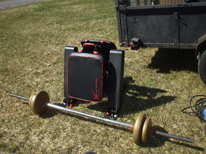 FOR SALE BRAND NEW TOTAL FLEX WORKOUT MACHINE