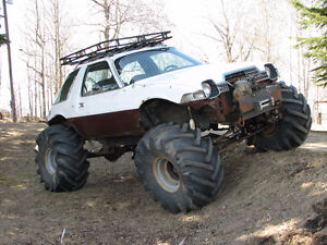 1978 AMC Pacer Offroad Rig
