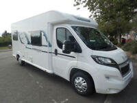 Bailey Approach Advance 665, 6 berth motorhome for sale