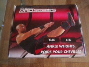Leg band weights - new in box