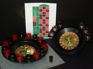 Shooter Roulette Wheels