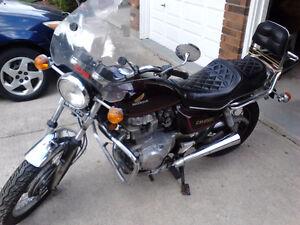 Honda Motorcycle CM450