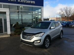 2013 Hyundai Santa Fe Sport Limited 2.0T AWD 6AT
