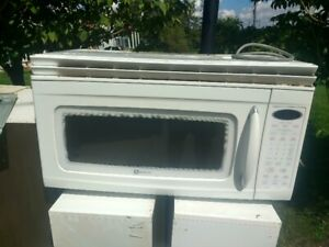 Maytag 1.7 Cu. Ft. White Over-The-Range Microwave/Oven