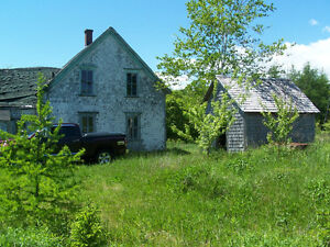 Water Frontage Property.Old farm 211 acre parcel of land. St. John's Newfoundland image 2