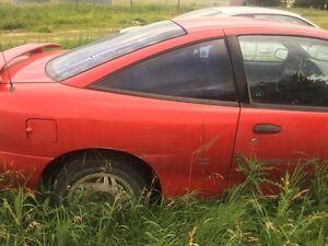 1995 Chev Cavalier Parts Car Regina Regina Area image 4