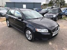 Volvo V50 S D Drive 1.6 Diesel, Air Con, 8 Service Stamps, 12 Month Mot, 3 month warranty, Warranty