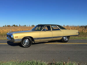 1970 Chrysler New Yorker Survivor - 440/727 Excellent Shape!