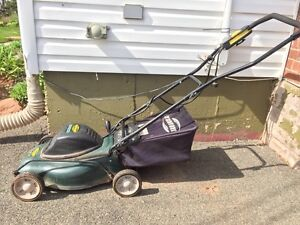 Electric Lawnmower for sale!