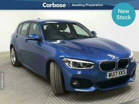 image for 2017 BMW 1 Series 125d M Sport 5dr [Nav] Step Auto HATCHBACK Diesel Automatic