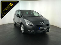 2012 62 PEUGEOT 5008 ALLURE HDI 7 SEATER SERVICE HISTORY FINANCE PX WELCOME