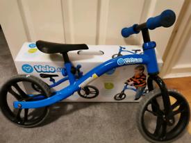 Y Velo Air Balance Bike