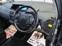 2008 CITROEN C4 PICASSO 2.0HDi 16V Exclusive 5dr EGS [5 Seat] Auto