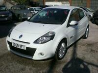 2009 Renault Clio 1.2 TCE Dynamique 3dr HATCHBACK Petrol Manual