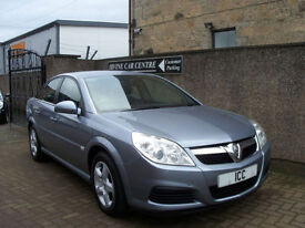 07 07 VAUXHALL VECTRA 1.8 VVT EXCLUSIV 140BHP 5DR CRUISE AIRCON 1 YEAR MOT