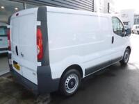 2013 Nissan PRIMASTAR SE DCI SWB VAN *LOW MILES* Manual Medium Van