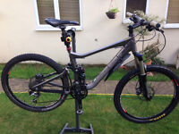 Giant Trance - Full Suspension Mountain Bike