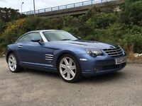 Chrysler crossfire not (golf Audi vw Honda Leon )