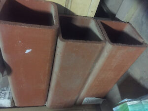 Ceramic Chimney Tile/Liner