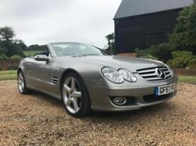 2007 Mercedes Benz SL Series SL 350 [272] 2dr Tip Auto 2 door Convertible