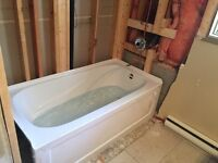 Plumbing repairs  and installation,