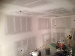 DRYWALL FINISHING  Edmonton Edmonton Area image 1