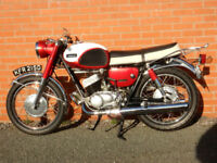 YAMAHA YDS3 249cc 1966 Matching Numbers - PLEASE WATCH THE VIDEO